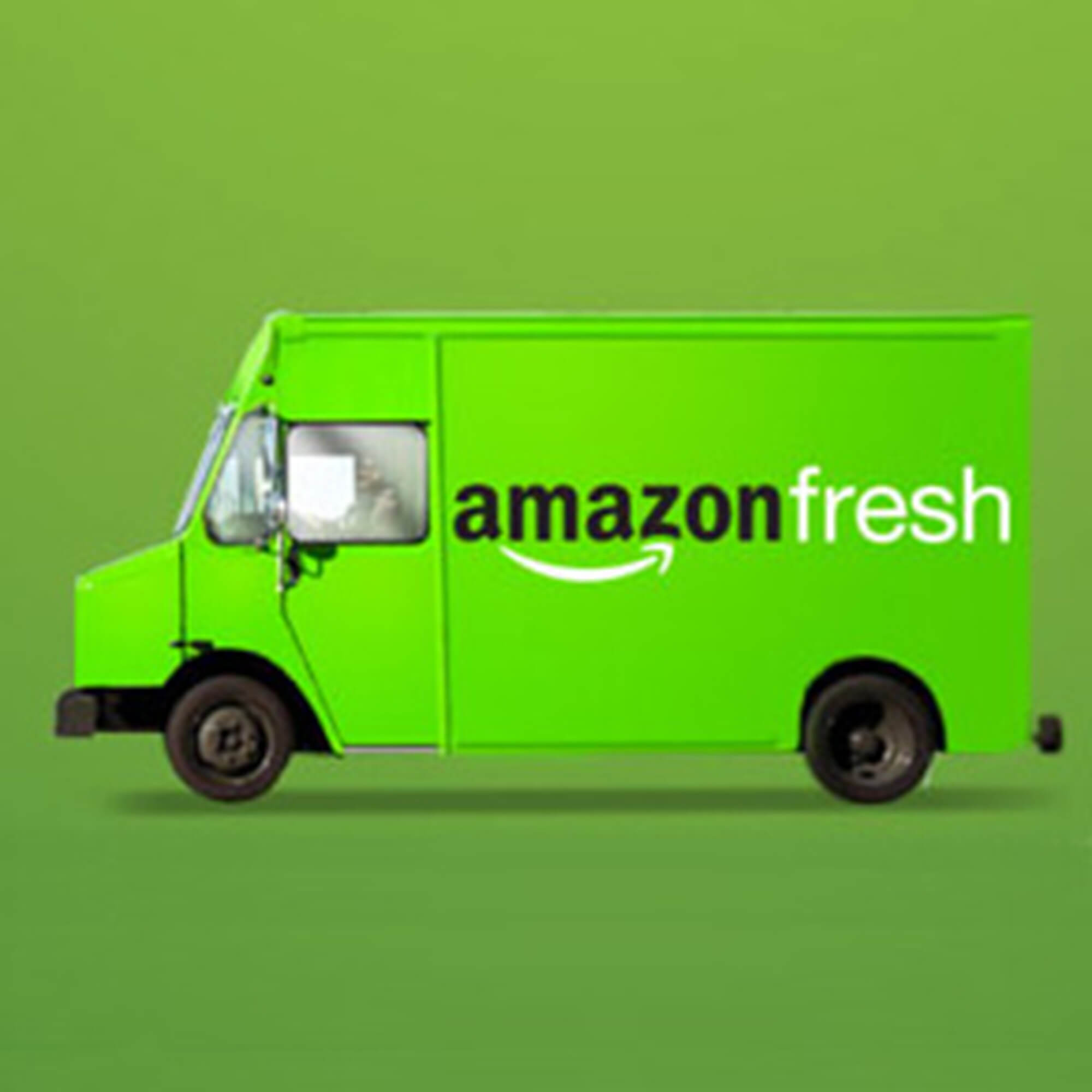 See my work on Amazon Fresh