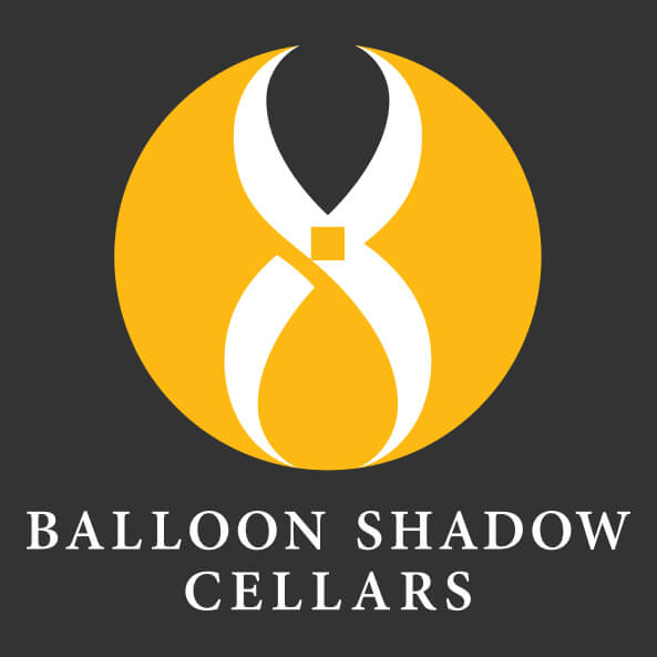 See my work for Balloon Shadow Cellars