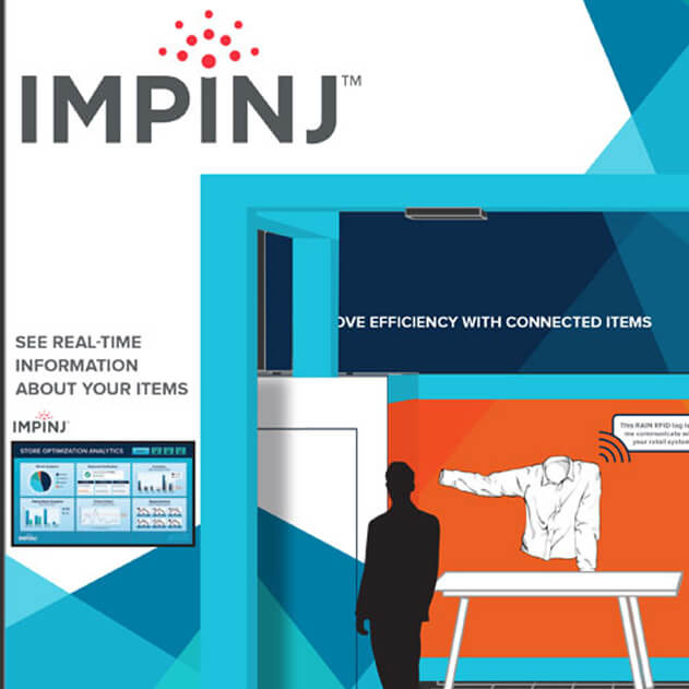 See my work for Impinj